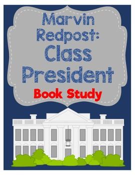 Marvin Redpost Class President