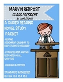 Marvin Redpost Class President: A Guided Reading Novel Study