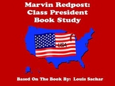 Marvin Redpost:  Class President -  Chapter Book Study