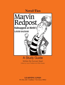 Marvin Redpost: Kidnapped at Birth? - Novel-Ties Study Guide