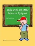 Marvin Redpost: Why Pick On Me? Reading Guide