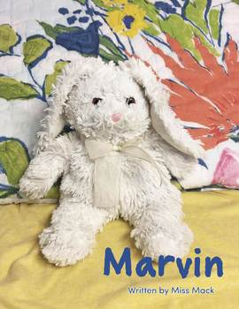 Marvin - Sight Word Book 2 - I, am, can