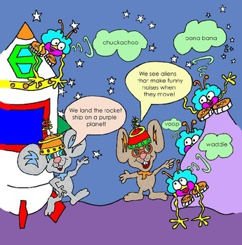 Marvin and Sven Picture Book- valuing differences (Digital Download to Project)