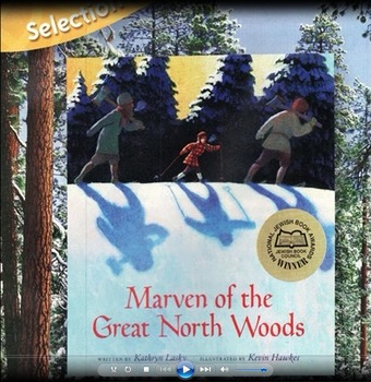 Marvin of the Great North Woods