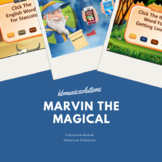 Marvin's Magical Musical Mystery Interactive Music Game.