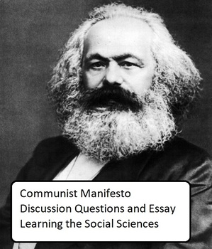 Marx Communist Manifesto Questions And Essay By Learning The Social  Marx Communist Manifesto Questions And Essay Business Plan Writers Needed also Thesis Statement Analytical Essay  What Is An Essay Thesis