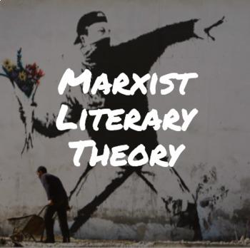 Marxist Literary Theory and Criticism Presentation