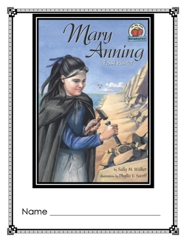 Mary Anning, Fossil Hunter