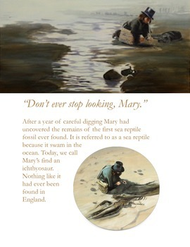 Literature Guide for Mary Anning and the Sea Dragon