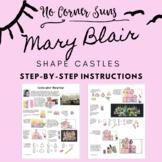 Mary Blair Shape Castles - Distance Learning Elementary Ar