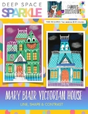 Mary Blair Victorian House Lesson Plan