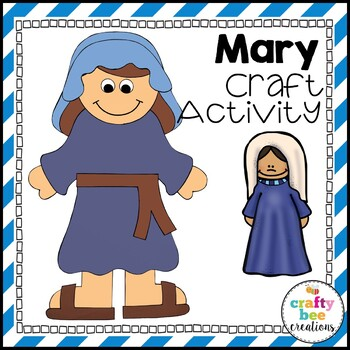 Mary Cut and Paste