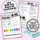 Mary Had A Little Lamb Color-Coded Piano Song Sheet ~ Play