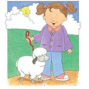 Mary Had A Little Lamb Read-Along eBook & Audio Track