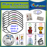 Mary Jackson Interactive Foldable Booklets - Hidden Figures - Black History