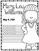 Mary Lou Williams Biography Research Bundle {Report, Trifo