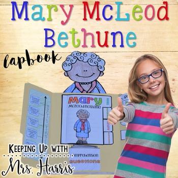 Mary McLeod Bethune Lapbook
