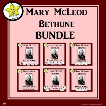 Mary McLeod Bethune Bundle
