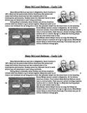 Mary McLeod Bethune- Article - Early Life