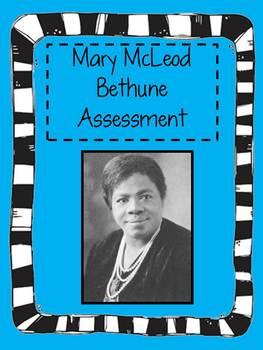 Mary McLeod Bethune Assessment