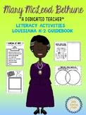 Mary McLeod Bethune Literacy Activities for the Louisiana