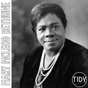 Mary McLeod Bethune Pebble Go Research Hunt