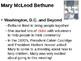 Mary McLeod Bethune PowerPoint