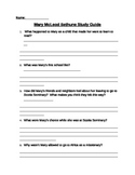 Mary McLeod Bethune study guide and activities