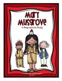 Mary Musgrove: An ELA Biographical Study