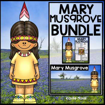 Mary Musgrove Bundle Women's History Month