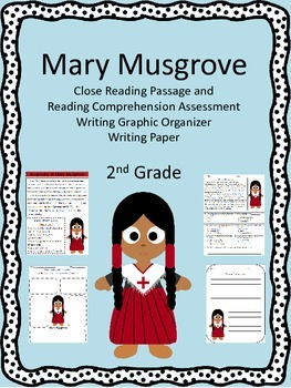 Mary Musgrove Reading and Writing Lessons
