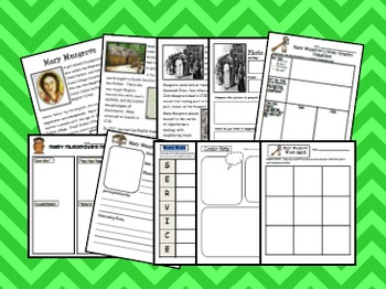 Mary Musgrove Unit:  Great activities for Daily Five!!!