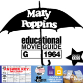 Mary Poppins Movie Guide | Questions | Worksheet (G - 1964)