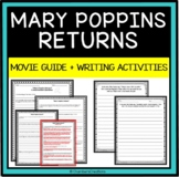 Mary Poppins Returns Movie Guide