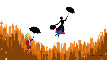 Mary Poppins for Boomwhackers