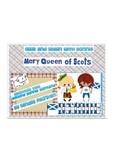 Famous Scots:  Mary Queen of Scots Webquest