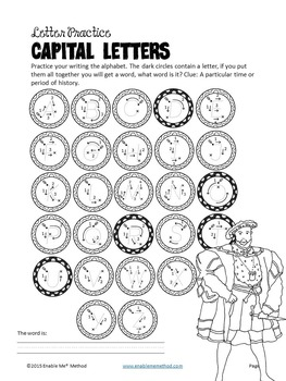 Alphabet Cursive Handwriting Worksheets for 5 - 11 years: