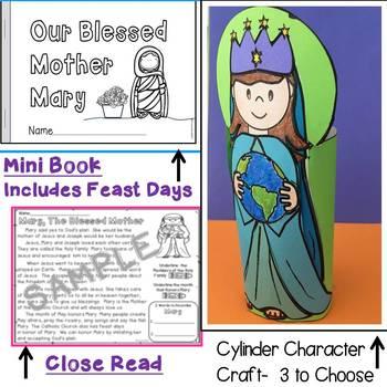 Hail Mary, Catholic Mini Unit