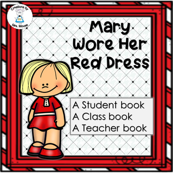 Reader - Mary Wore Her Red Dress - Folk Song