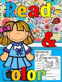 Mary had a little lamb read and color.(free for 48 hours)