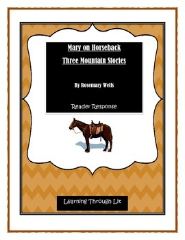 Mary on Horseback: Three Mountain Stories - Discussion Cards