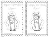 Mary's Birthday