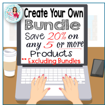 Build Your Own Customized Bundle - Choose 5 Products or More & Save 20%