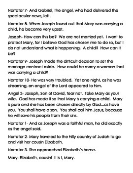 Mary, the Mother of Jesus…Her Story (From Birth To Jesus' Birth)