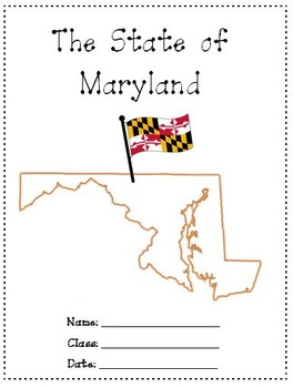 Maryland A Research Project