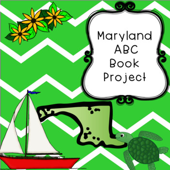 Maryland ABC Book Research Project