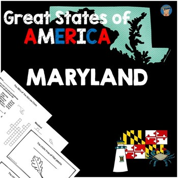 Maryland Activity Packet