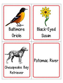 Maryland Bingo