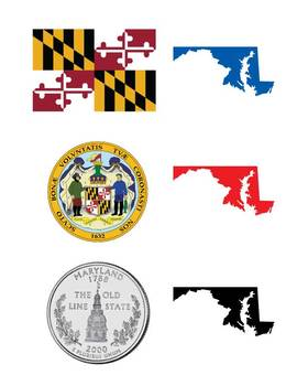 Maryland Clip Art