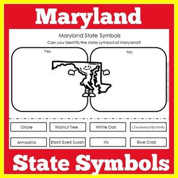 Maryland Geography | State Symbols
